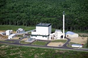 Plainfield Biomass Generating Plant, CT