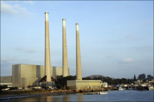 Modern technology helps coal-fired power plants burn cleaner than ever before