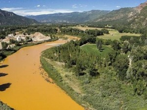 The Obama EPA's negligence poisoned hundreds of miles of the Animas and San Juan Rivers in 2015