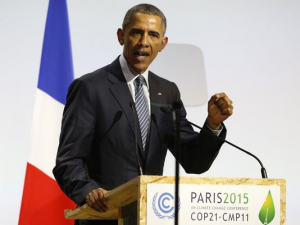 Obama in Paris